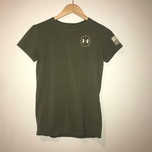 Under Armour Freedom Shirt